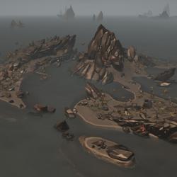Flintlock Peninsula