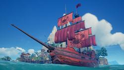 Deep Ocean Crawler Set Galleon.png
