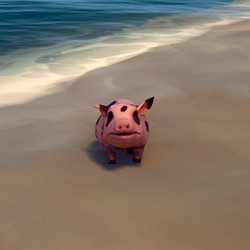 Pink and Black Spotted Pig.png