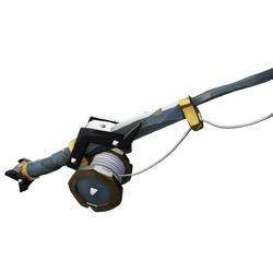 Twilight Hunter Fishing Rod