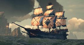Shrouded Ghost Hunter Ship Set.jpg