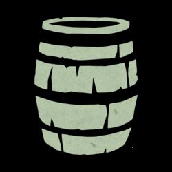 Barrel Disguise Emote.png