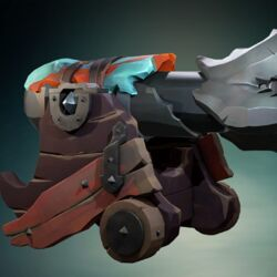 Ocean Crawler Cannons