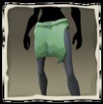 Emerald Loincloth Skirt inv.png