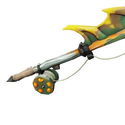 Venomous Kraken Fishing Rod