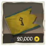 Gold Hoarders Emissary Flag inv.png