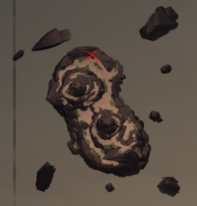 Kraken Slayer's Grave on the map