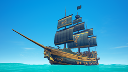 Gold Hoarders Ship Set Galleon.png
