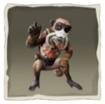 Hunter's Call Forager Monkey inv.png