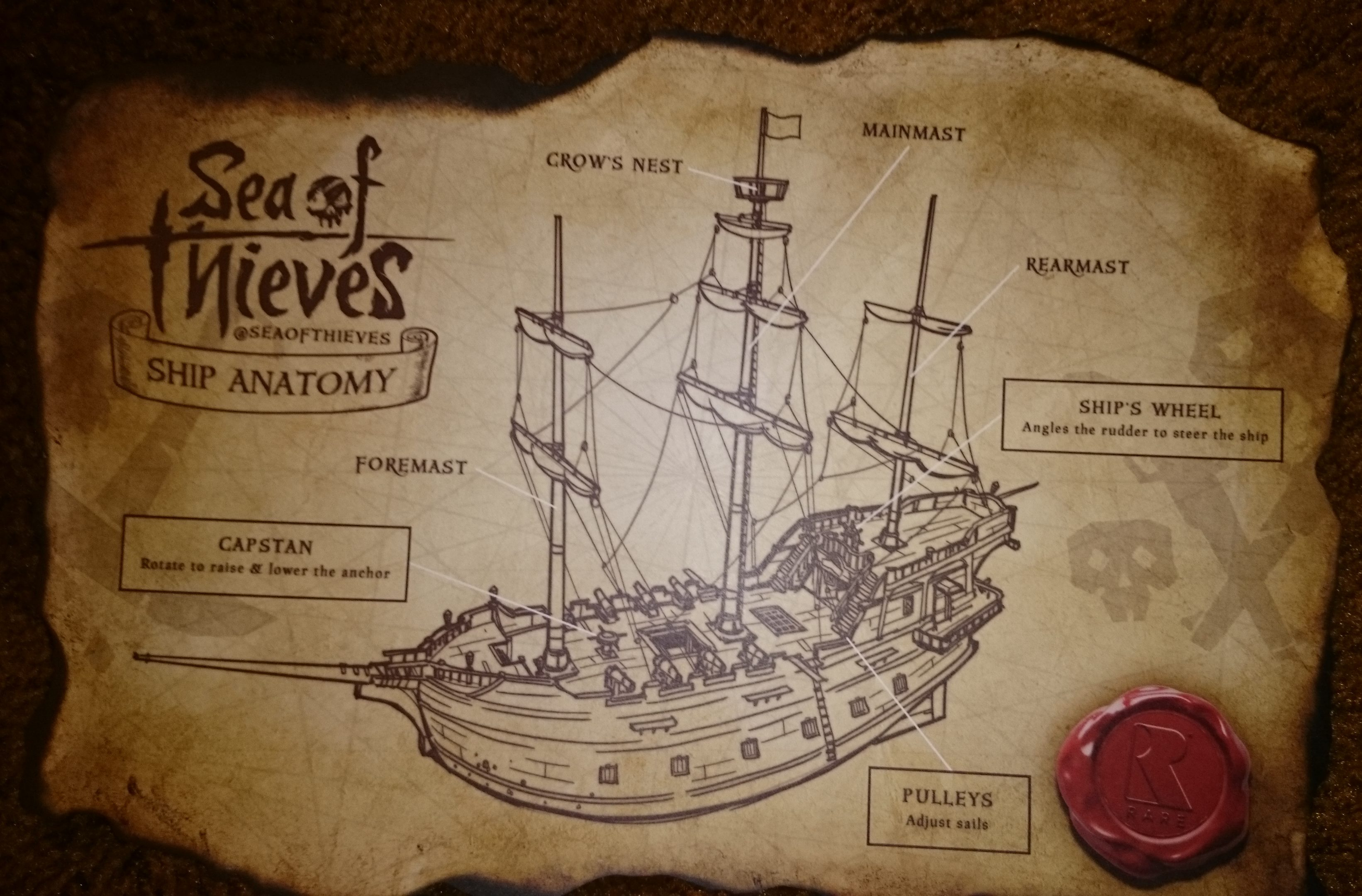 Ships The Sea Of Thieves Wiki
