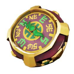 Eastern Winds Jade Compass