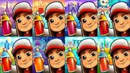 Subway Surfers 2020 Paris VS Beijing Chicago Winter Holiday Houston Mexico Singapore Moscow