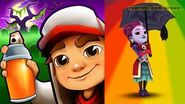 Subway Surfers Halloween 2018 - New Orleans - New Character Scarlett