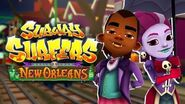 Subway Surfers World Tour 2018 - New Orleans - Official Trailer
