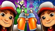 Subway Surfers Mexico Halloween 2019 VS Subway Surfers New Orleans Halloween 2018