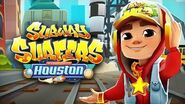SUBWAY SURFERS GAMEPLAY PC HD 2019 - HOUSTON - JAKE STAR OUTFIT FREESTYLER BOARD
