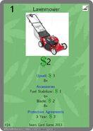 Lawnmower