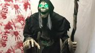 Seasonal Visions Life Size Animatronic Decrepit Reaper 2017 At Home Exclusive