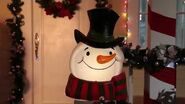 MR127240 - SNOWMAN PLAQUE