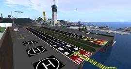 Delchdork Airport, looking NW (05-14)