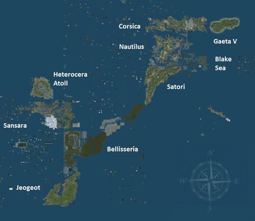 2021 SL Map
