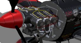TBM Kronos engine
