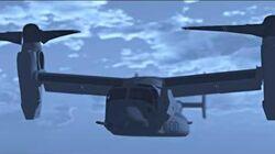 V-22 Osprey in SL