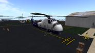 Sikorsky S-58 at DayBreak Airport
