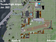 SLTF Airport 2021