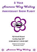 AWW 5 Y anniversary flight 26-9-2021