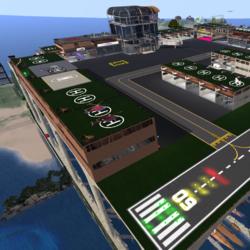 Second Life International Airport