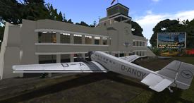 Tsurington Terminal, looking SW (03-15)