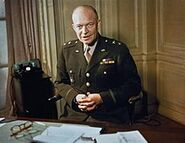 220px-Major General Dwight Eisenhower, 1942 TR207