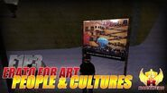 Second Life Gameplay 2014 E1P3 Erato For Art ★ Cultures From All Over World