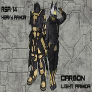 Carbon light
