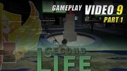 Second Life Gameplay Video 9 Second Life Fishing With SuperFish Part 1