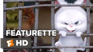 The Secret Life of Pets Featurette - A Look Inside