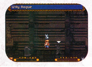 Wily Rogue