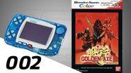 Golden Axe 002 WonderSwan Color Longplay Walkthrough Playthrough (FULL GAME)