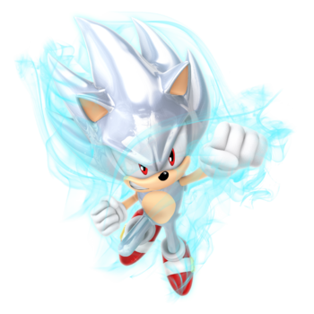 Hyper Sonic (No Colors)