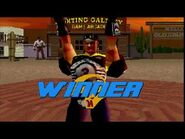 Fighting Vipers - Sanman (Win Pose)