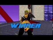 Fighting Vipers - Raxel (Win Pose)
