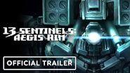 13 Sentinels Aegis Rim - Official Gameplay Trailer Summer of Gaming 2020