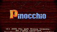 Genesis Longplay - Pinocchio