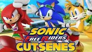 Sonic Free Riders - Team Sonic Cutscenes
