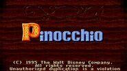 Mega Drive Longplay 420 Pinocchio