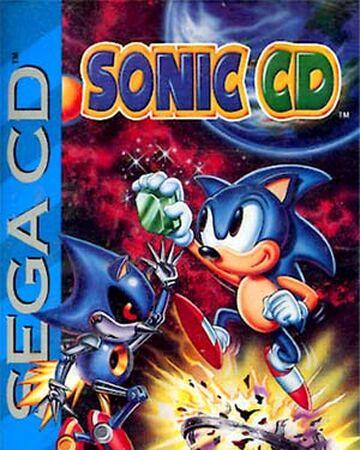 Sonic The Hedgehog Cd Sega Wiki Fandom