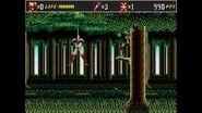 Game Over Shinobi 3 - Return of the Ninja Master (Genesis) (No Extra Lives Variant)