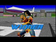 Fighting Vipers - Tokio (Win Pose)