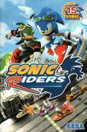 Sonic Riders Cover Art